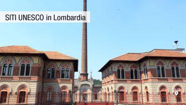 Siti Unesco in Lombardia