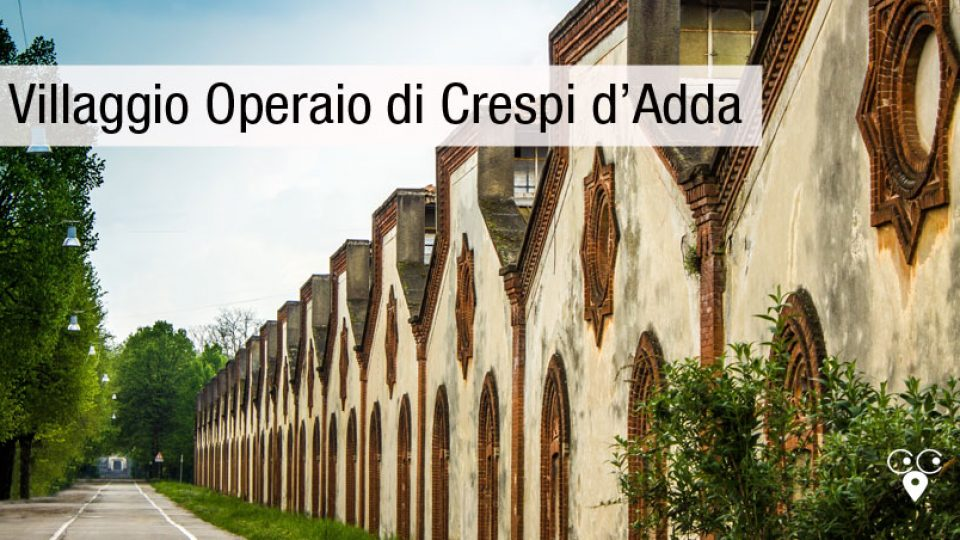 Crespi Adda Workers village