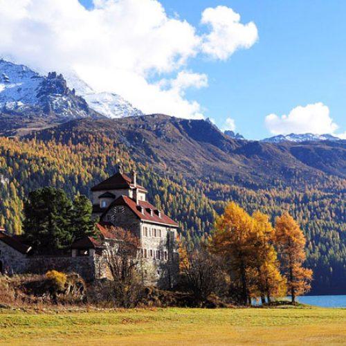 Pacchetto vacanza – Terme di Bormio, Trenino Rosso e St. Moritz
