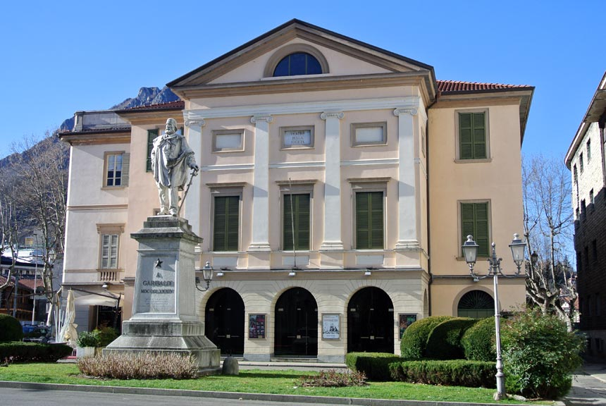 Teatro della Società a Lecco
