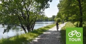 Tour sull'Adda in bicicletta