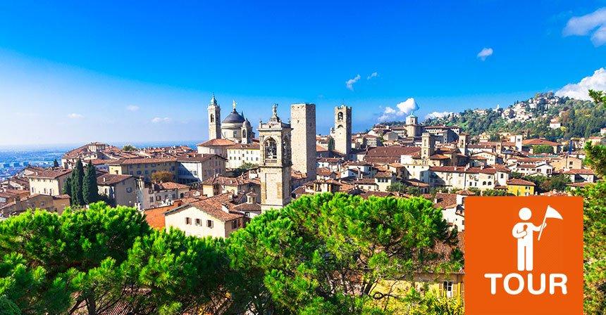 Tour Guidato Bergamo Città Alta