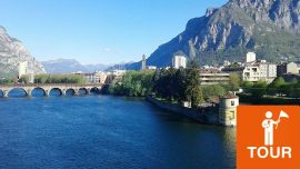 Tour guidato Lecco Borgo fortificato