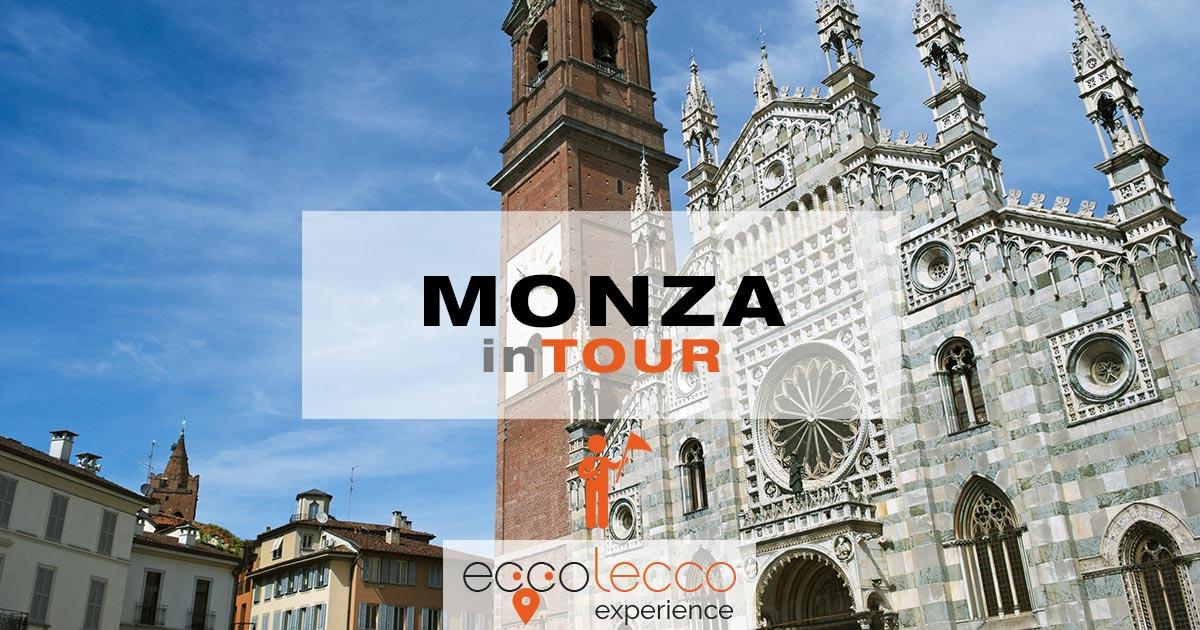 tour guidata monza centro storico