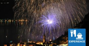 Mandello fuochi artificio
