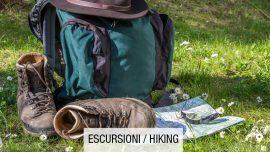 trekking attrezzatura montagna