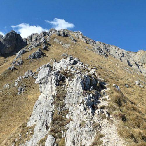 Grignetta - sentiero delle capre