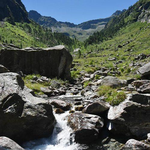 Val Bodengo - sentiero verso Corte Prima