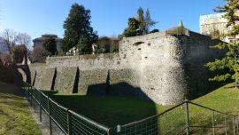 Vallo delle mura Lecco