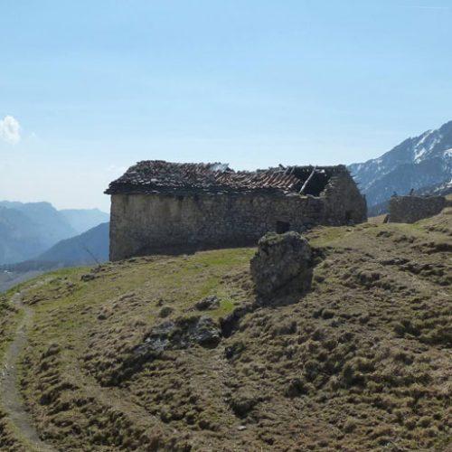 Valsassina - Alpe Prabello