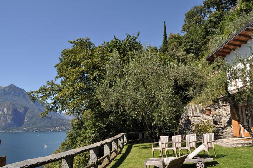 Agriturismo Castello di Vezio - Residence Lago di Como ...