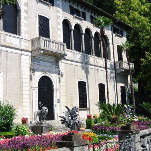 Varenna Villa Monastero Casa Museo