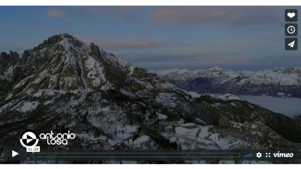 Piani Resinelli primo tramonto 2018