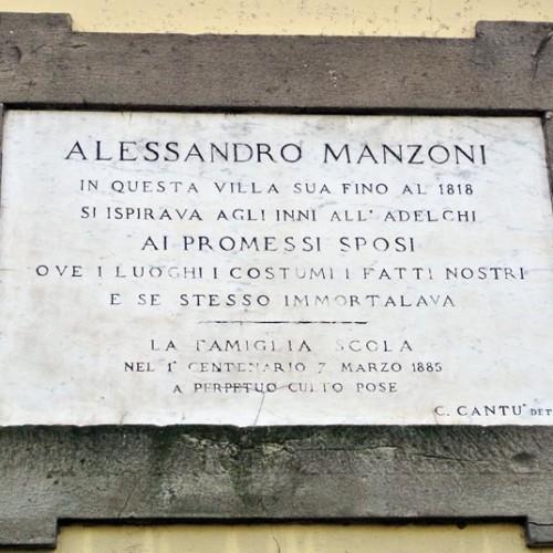 Villa Manzoni - Lecco